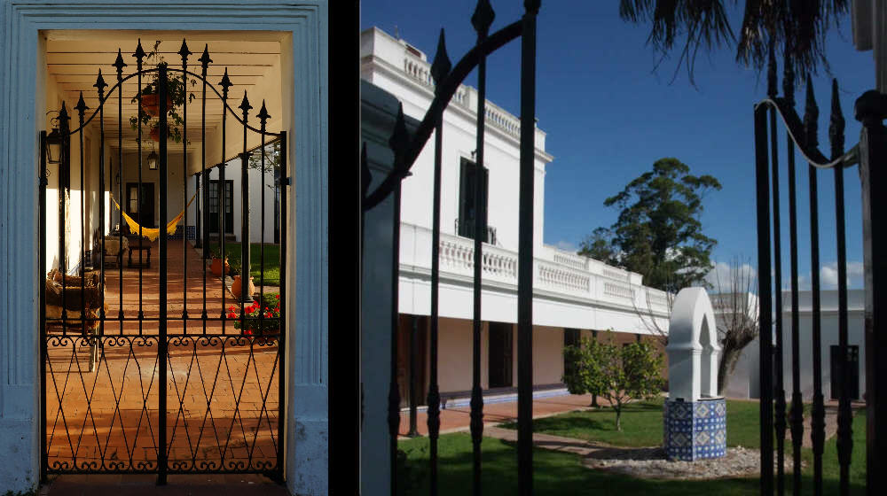 historic Estancia