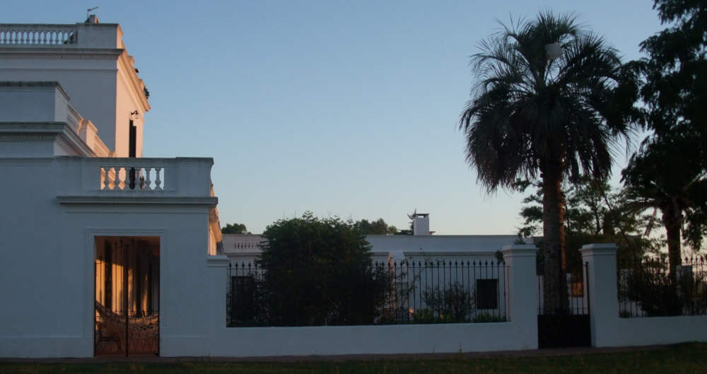 historic Estancia San Eugenio Casupa