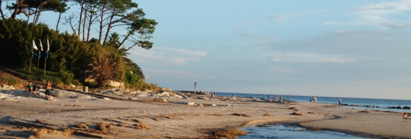 Atlantida beach